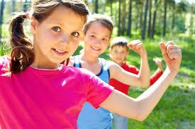 فوائد الرياضة للاطفال